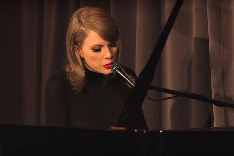 Taylor Swift Live@GRAMMY Museum