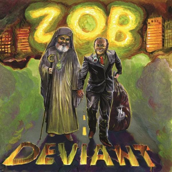 ZOB - Deviant (copertă album)