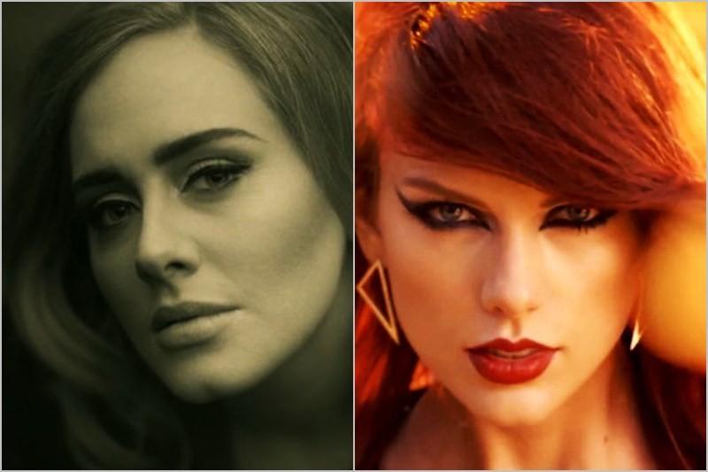 Adele / Taylor Swift