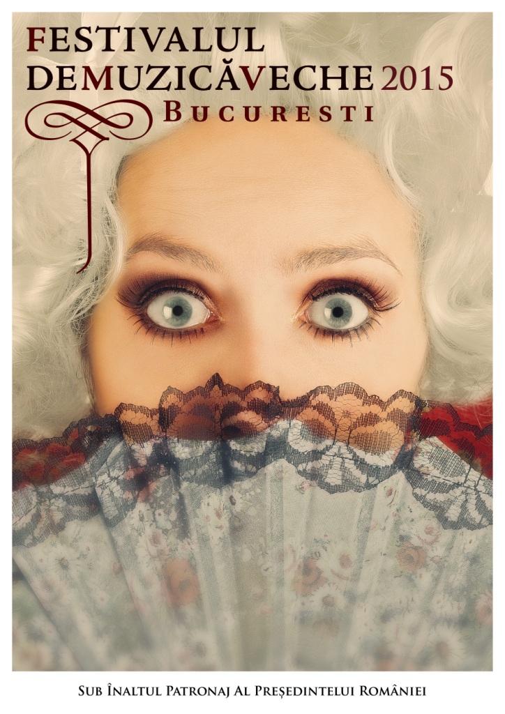 Festivalul de Muzica Veche Bucuresti 2015