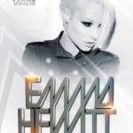 Afiş Emma Hewitt Concert Arenele Romane 2015