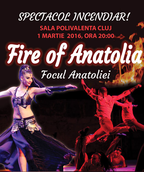 Fire of Anatolia
