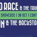 Afiş Hugo Race şi Robin and The Backstabbers concert Control Club 2015