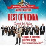 Afiş Johann Strauss Ensemble la Brasov 2015