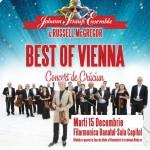 Afiş Johann Strauss Ensemble Timisoara 2015