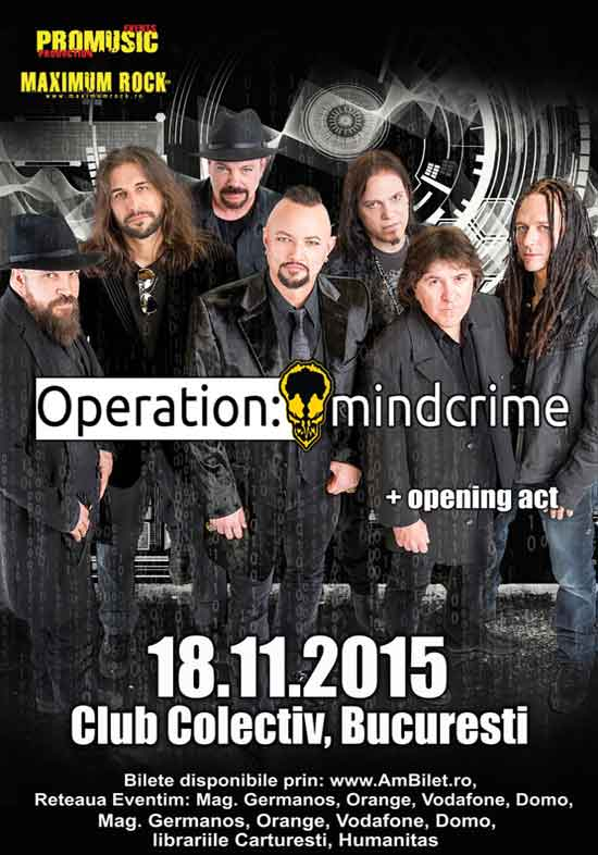 ANULAT - Operation: Mindcrime