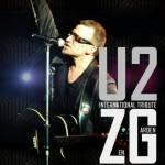 Afiș Concert Tribut U2 Hard Rock Cafe 2015