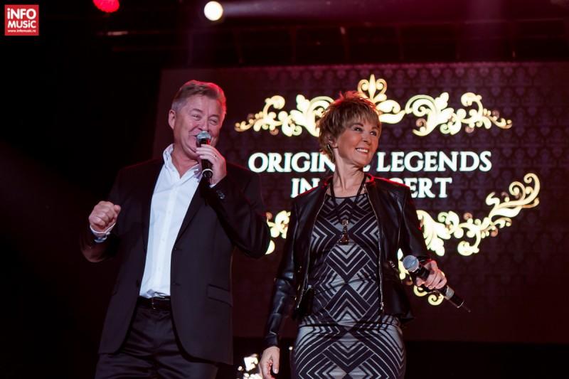 Anny Schilder si Jan Keizer (BZN) la Sala Palatului pe 10 octombrie 2015