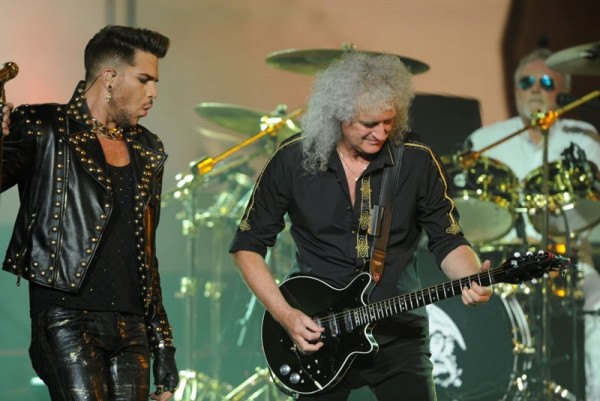 Queen și Adam Lambert