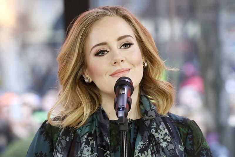 Adele la