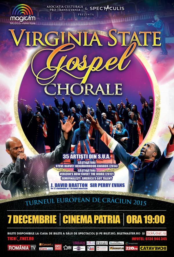 ANULAT - Gospel Night