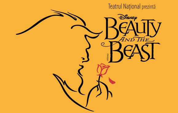 Afiș Beauty and The Beast 2015 Timișoara
