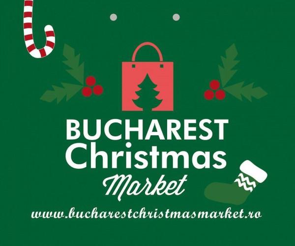 Afiş Bucharest Christmas Market 2015