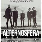 Concert Alternosfera la Arenele Romane, 2015