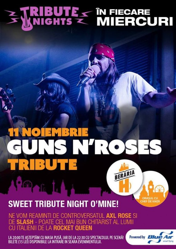 Guns'N'Roses Tribute