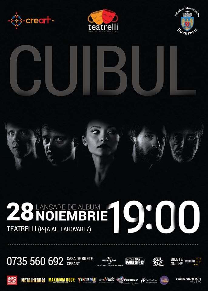 Cuibul la teatrelli - theatre, music & more