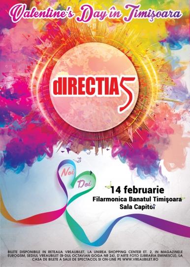 Direcția 5 - Valentine's Day