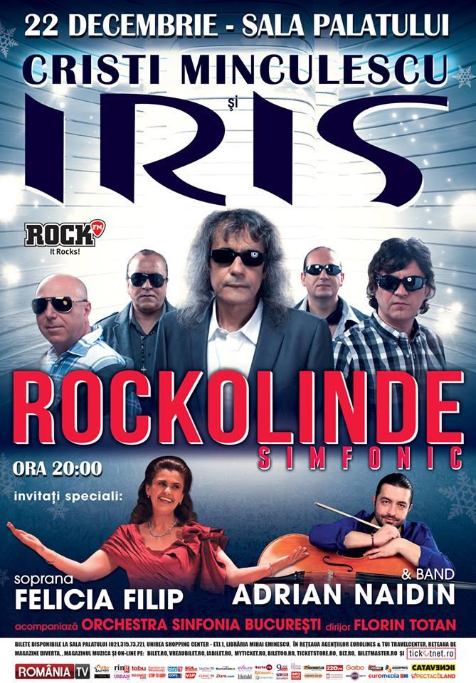 ROCKOLINDE - Cristi Minculescu și Iris