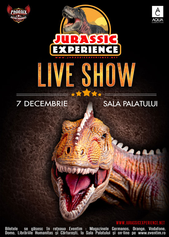 Jurassic Experience București