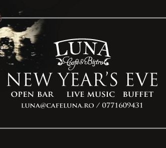 Revelion 2016 la Luna Cafe & Bistro
