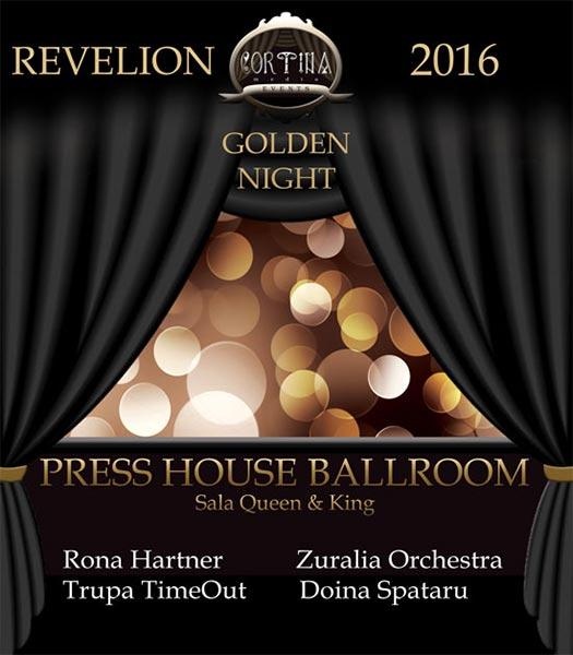 Revelion 2016 - Golden Night