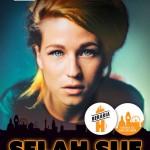 Afiş Selah Sue Concert Berăria H 2015