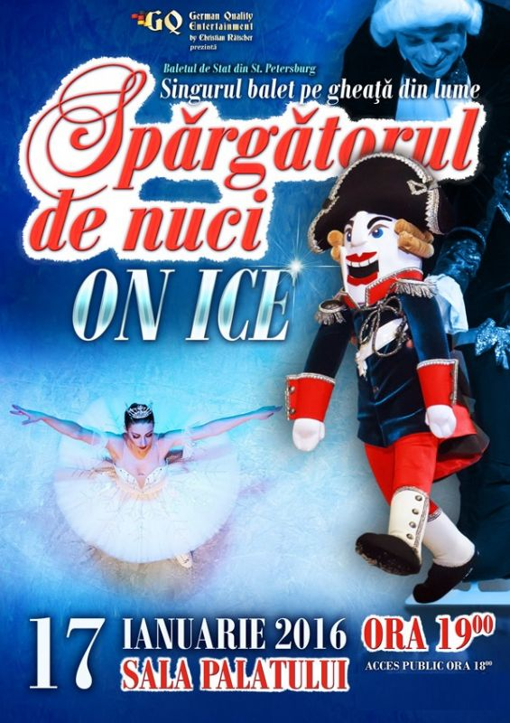 Spărgătorul de nuci - balet pe gheață