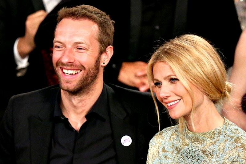 Chris Martin și Gwyneth Paltrow