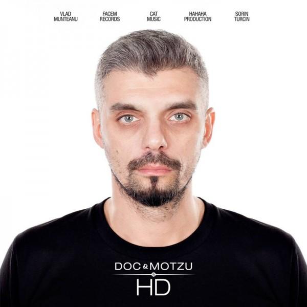 Doc și Motzu în HD (copertă album)