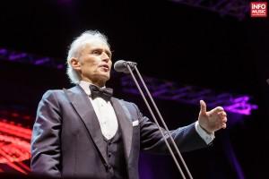 Tenorul José Carreras în concert la Romexpo pe 26 noiembrie 2015
