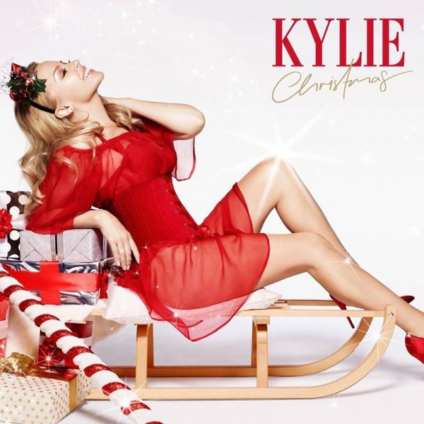 Kylie Minogue - Kylie Christmas (copertă album)