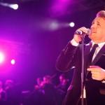 Nikos Vertis în concert la Sala Palatului din București pe 12 noiembrie 2015