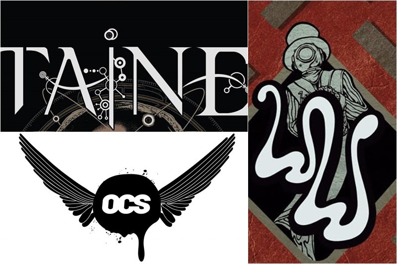 OCS / Taine / White Walls