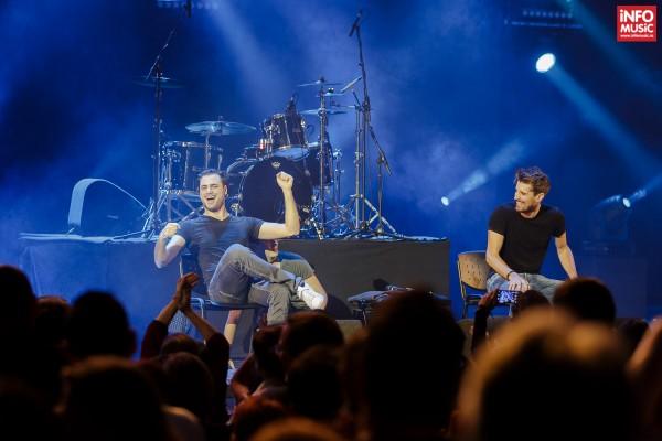 2Cellos - Stjepan Hauser și Luka Šulić - în concert la București pe 6 decembrie 2015