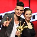 Cristina Bălan a câștigat Vocea României 2015