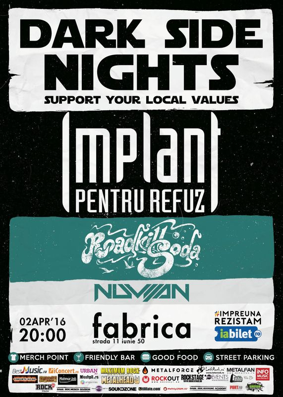 Dark Side Nights 3: Implant Pentru Refuz la Fabrica