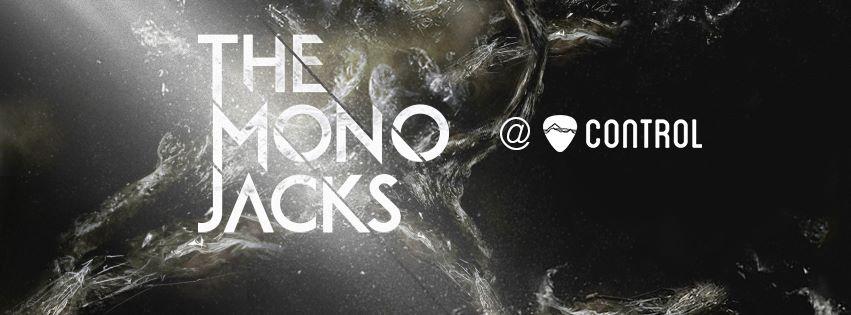 Afiş The Mono Jacks Concert Control 2015