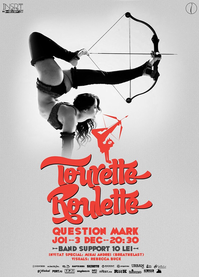 Tourette Roulette la Question Mark