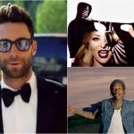 Cele mai populare videoclipuri în 2015