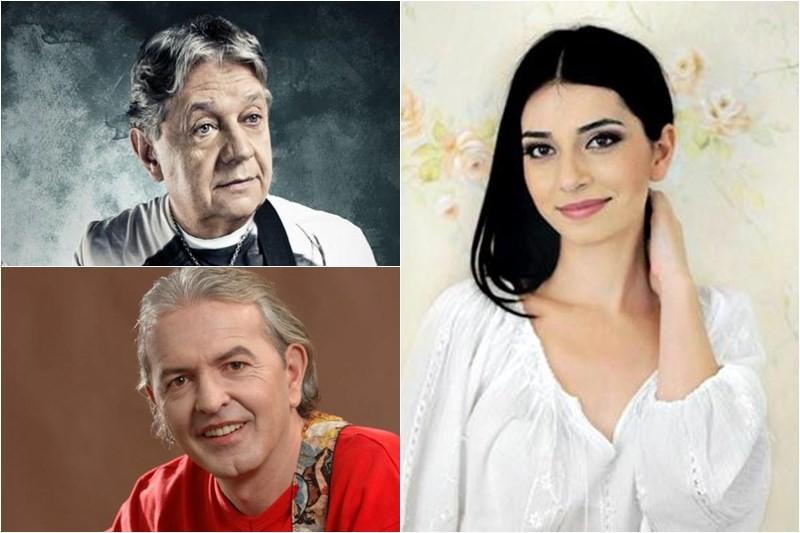 Alexandra Ușurelu, Ducu Bertzi și Mircea Vintilă susțin concerte de Crăciun în București