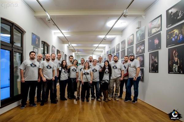 Fotografii expoziției #FIND_US la Gabroveni