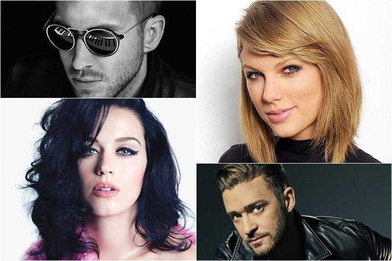 Katy Perry / Taylor Swift / Calvin Harris / Justin Timberlake