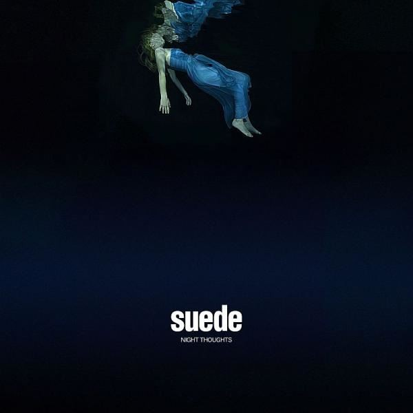 "Suede - ""Night Thoughts"" (copertă album)"