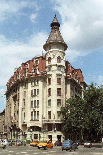 Teatrul Bulandra din Bucuresti