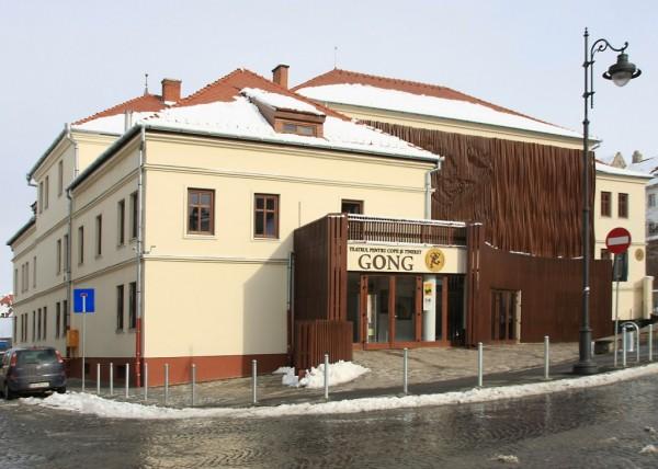 Teatrul Gong din Sibiu