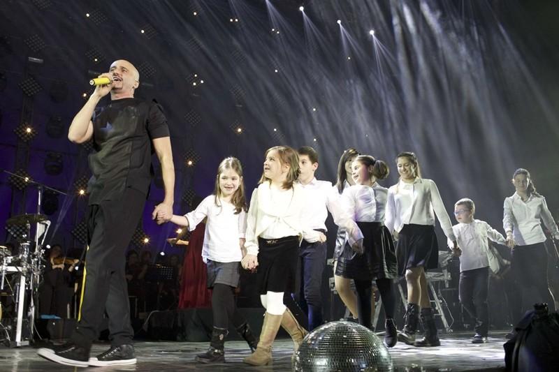 """Voltaj, live la Cluj-Napoca, """"Din toată inima Simfonic"""""""