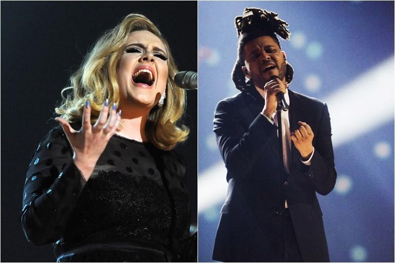 Adele / The Weeknd