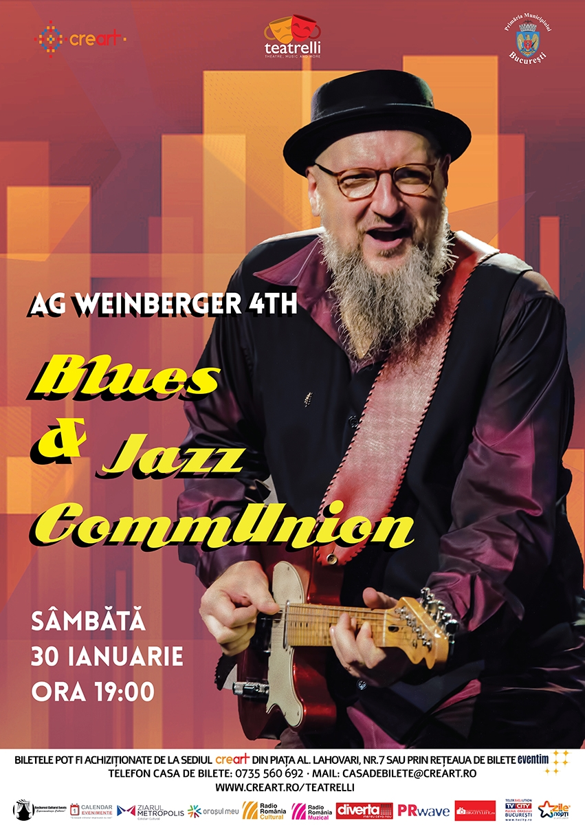 A. G. Weinberger la teatrelli - theatre, music & more