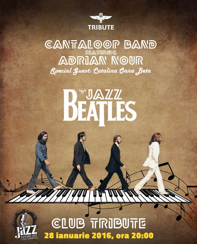 Beatles'n'Jazz la Tribute