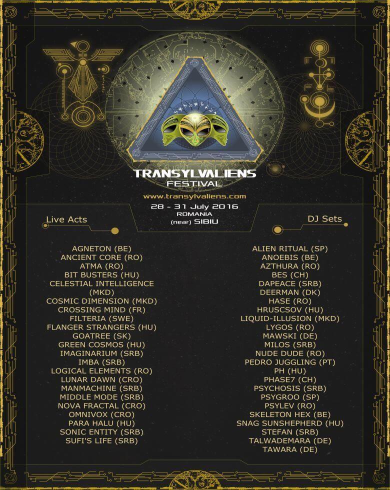 Transylvaliens Festival la